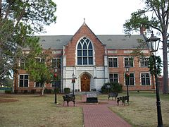 Huntingdon College Houghton Library