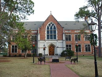 Huntingdon College - Houghton Memorial Library