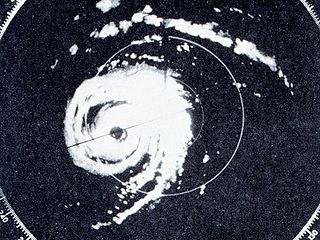 Hurricane Donna Category 5 Atlantic hurricane in 1960