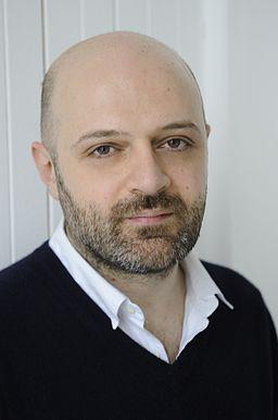 Hussein Chalayan portrait