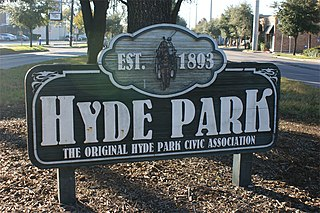 Hyde Park, Montrose, Houston Neighborhood in Houston, Texas, United States