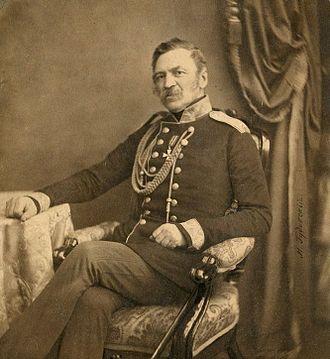 Illarion Illarionovich Vasilchikov - Illarion I. Vasilchikov in 1850s