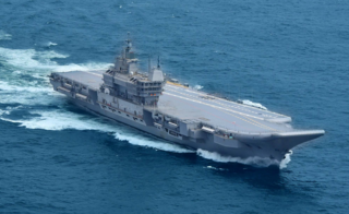INS <i>Vikrant</i> (2013) Indian aircraft carrier