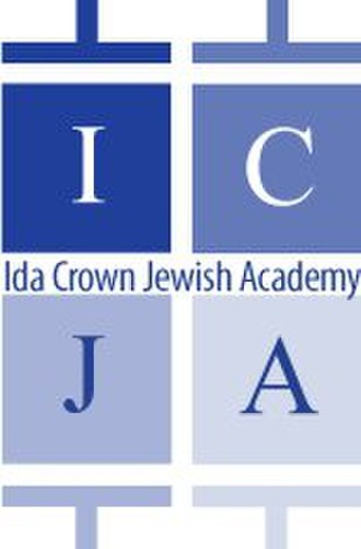 Ida Crown Jewish Academy - Image: ICJA logo