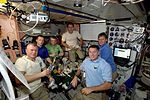 ISS-50 crew members celebrate Thanksgiving Day.jpg