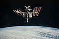 ISS and Endeavour seen from the Soyuz TMA-20 spacecraft 02.jpg