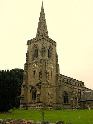 Ibstock - Image: Ibstock geograph.org.uk 60854