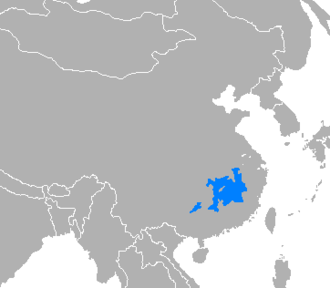 Gan Chinese - Image: Idioma gan
