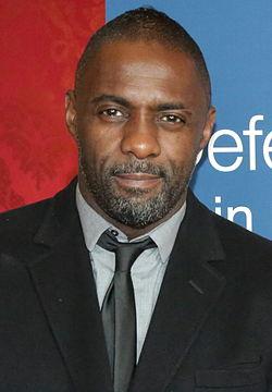 Idris Elba oktober 2014.