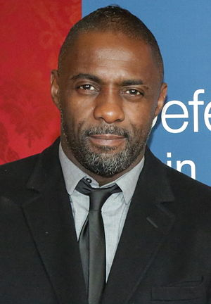 Idris Elba - Elba in October 2014
