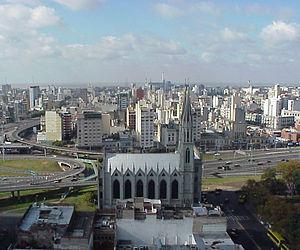 Constitución, Buenos Aires - Constitución and the Church of the Immaculate Conception of Mary