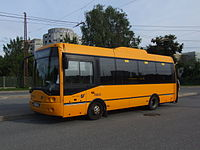 Ikarus E91, Riga.JPG