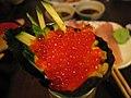 Ikura temaki zushi by Adonis Chen in Taipei.jpg