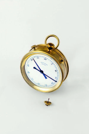 Nicolas Mathieu Rieussec - Improvements to Chronographs invented by Nicolas Rieussec - 1845