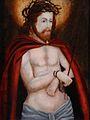 In der Art Hans Schäufeleins - Christus mit der Dornenkrone (Bowes Museum).jpg