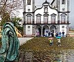 In der Kirche von Monte (Madeira), wurde der letzte Kaiser von Österreich, Karl I. beerdigt. 09.jpg
