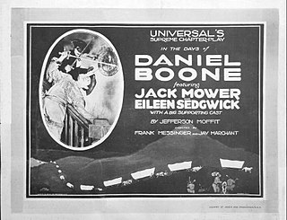 <i>In the Days of Daniel Boone</i> 1923 film by William James Craft