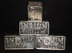 meaning of indium
