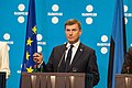 Informal meeting of competitiveness and telecommunications ministers (COMPET). Press conference Andrus Ansip (36004495305).jpg