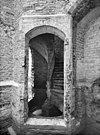 ingang traptoren bij muziekzaal - delft - 20050258 - rce