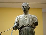 O Ηνίοχος από το Αρχαιολογικό Μουσείο των Δελφών