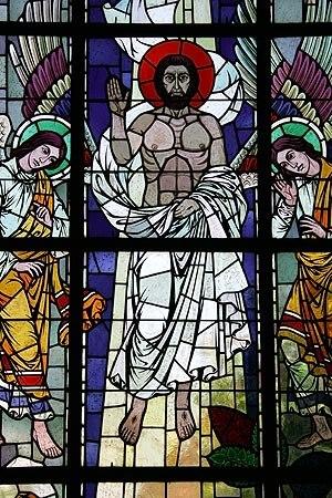 Ins Kirchenfenster