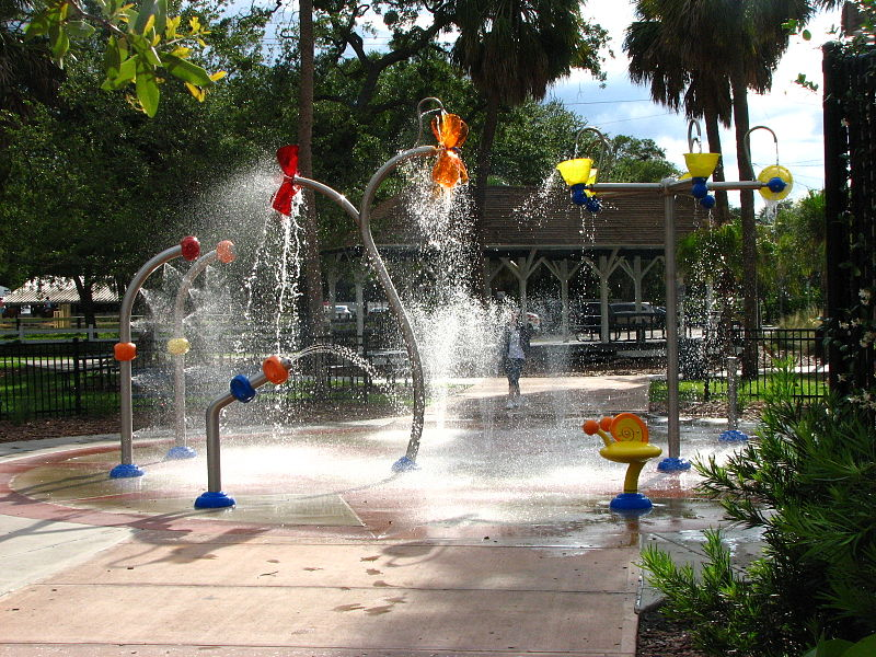 File:Interactive Water Park at Ballast Point Park.JPG