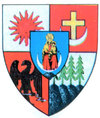 Coat of arms of Județul Ciuc
