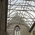 Interieur, overzicht glazen kap van binnen uit gezien - Bolsward - 20397611 - RCE.jpg