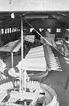 interieur molenmakerswerkplaats - adorp - 20004675 - rce