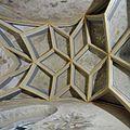 Interieur van de Heilige Grafkapel, overzicht van het gewelf met schilderingen - Nijmegen - 20383647 - RCE.jpg