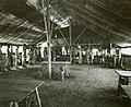 Interior of 40th PRS Mess Tent (BOND 0339).jpg