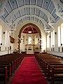 Interior of St Mary's Priory Church, Harrington - geograph.org.uk - 425952.jpg