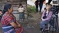 Interviewing indigenous woman in Guatemala.jpg