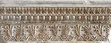 Ionic frieze from the Erechtheum, dimensions 130 x 50 cm, in the Glyptothek.jpg