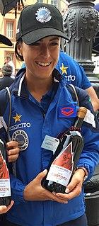 Irene Curtoni Italian World Cup alpine ski racer