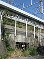 Irrigation & drainage culvert under Tokaido Shinkansen in Hiratsuka 05.jpg
