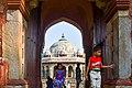 Isa Khan's Tomb Entrance.jpg
