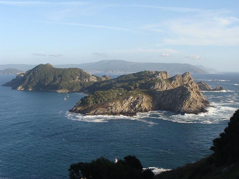 Isla de San Martiño.001 - Islas Cies