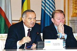 Diplomatic relations between Ukraine and the Republic of Uzbekistan