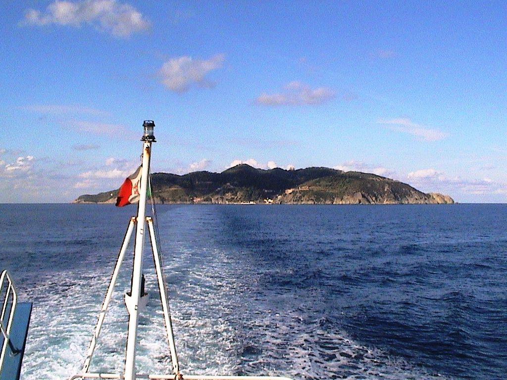 Isola Gorgona 1