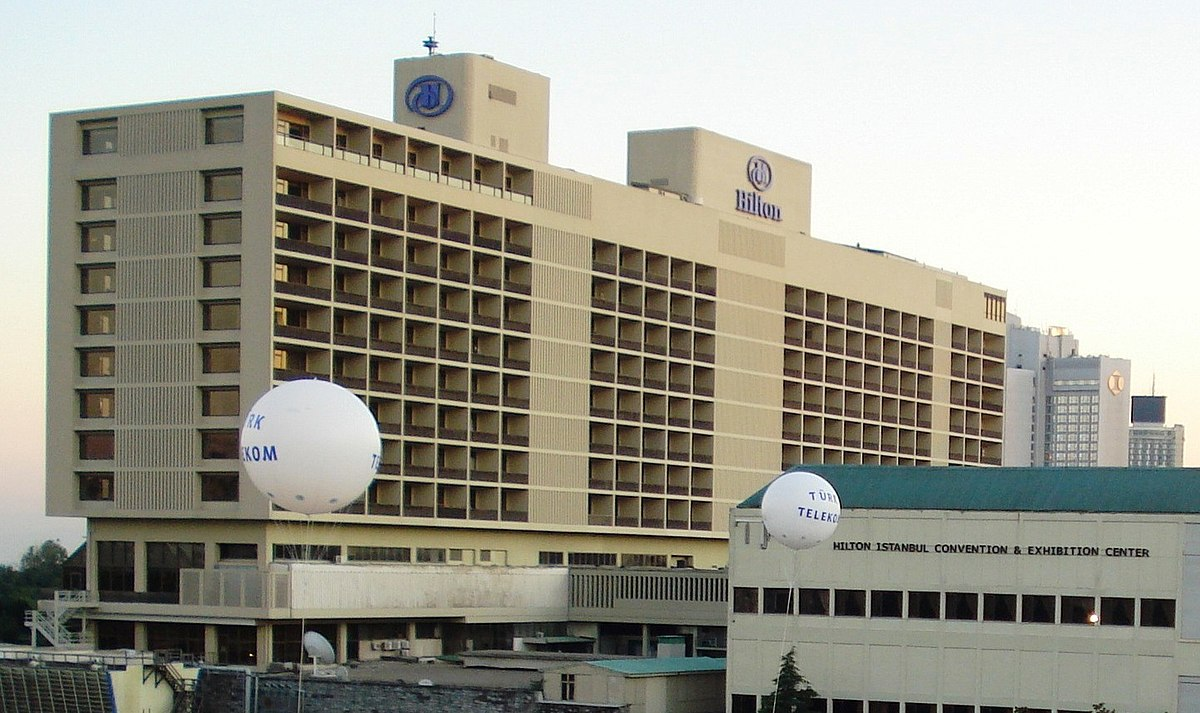 Hilton Istanbul Bosphorus - Wikipedia