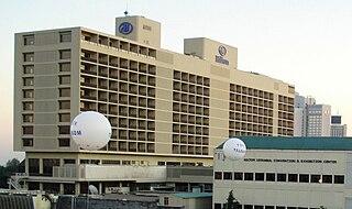 Hilton Istanbul Bosphorus hotel in Istanbul, Turkey