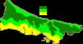 Istanbul Köppen Map.png