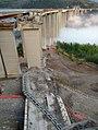 Italia bridge demolition job in progress 1.jpg