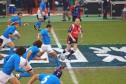 Italia vs. Scozia, Sei nazioni 2007