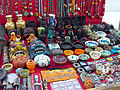 Items for sale on street of Lhasa - Flickr - archer10 (Dennis).jpg