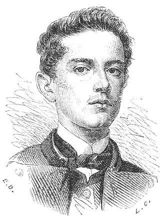 Salvador de Iturbide y Marzán - Salvador de Iturbide. Engraving in Le Monde illustré, 16 December 1865.