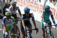 Ivan Basso, John Gadret, David Zabriskie, Paolo Tiralongo (5681131117).jpg