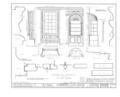 Ivy Hall, 1225 River Road, Piscataway, Middlesex County, NJ HABS NJ,12-NEBRU.V,3- (sheet 12 of 22).png